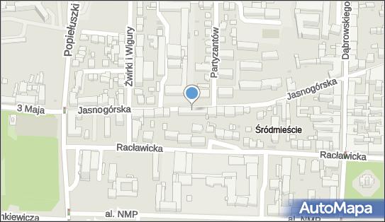 Zarobkowy Przewóz Osób Taxi 211, ul. Jasnogórska 61/65 42-200 - Przedsiębiorstwo, Firma, NIP: 5731060232