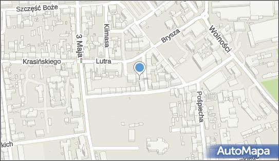 Zosia, Plac Krakowski 8, Zabrze 41-800 - Przedsiębiorstwo, Firma, NIP: 6481067439