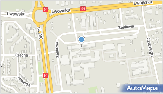 Związek Zawodowy Pracowników Szpitala Wojewódzkiego nr 2 w Rzeszowie 35-303 - Przedsiębiorstwo, Firma, NIP: 8133158342