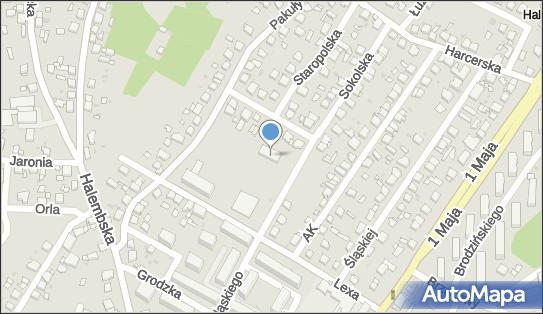 Miejskie Przedszkole Nr 39 Im. Bajkolandii, ul. Sokolska 6 41-706 - Przedszkole, numer telefonu