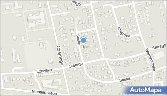 Niepubliczny Punkt Przedszkolny Solis Radius 2, ul. Saska 54,56 35-630 - Przedszkole, numer telefonu