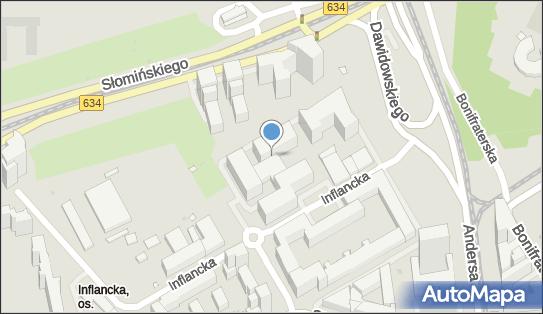 Przedszkole &#039Ala Ma Kota&#039, ul. Inflancka 4c, Śródmieście 00-189 - Przedszkole, numer telefonu