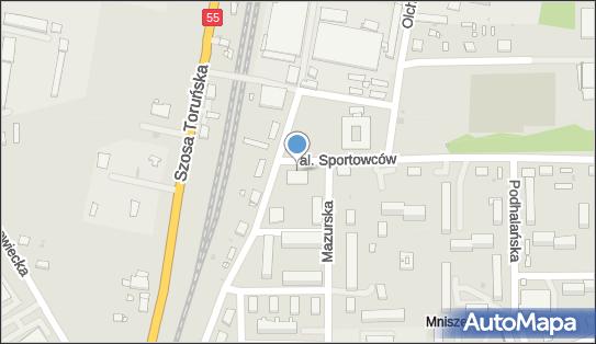 Przedszkole Miejskie 'Mniszek', al. Sportowców 2 86-300 - Przedszkole, numer telefonu