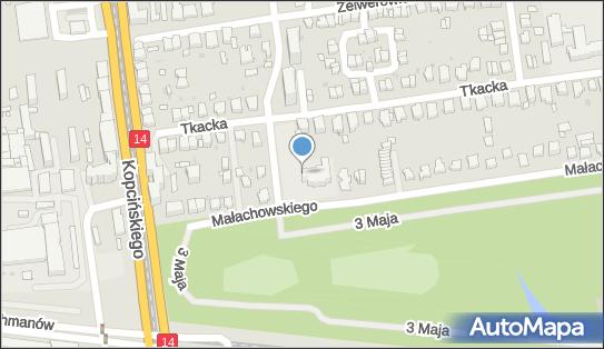 Przedszkole Miejskie Nr 125, ul. Stanisława Małachowskiego 14/20 90-158 - Przedszkole, numer telefonu