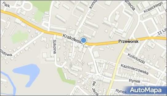 Przedszkole Sióstr Miłosierdzia, ul. Krakowska 1, Przeworsk 37-200 - Przedszkole, numer telefonu