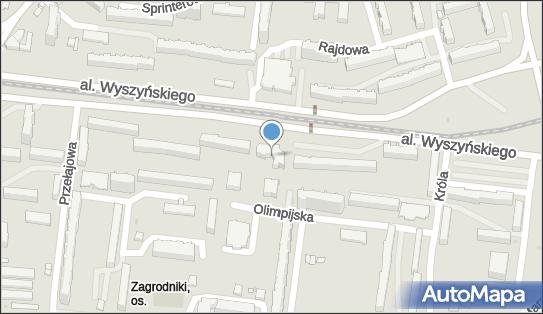 Bartosz Izdebski, Aleja Wyszyńskiego Stefana, ks. kard. 12, Łódź 94-042 - Przychodnia, NIP: 7712519363