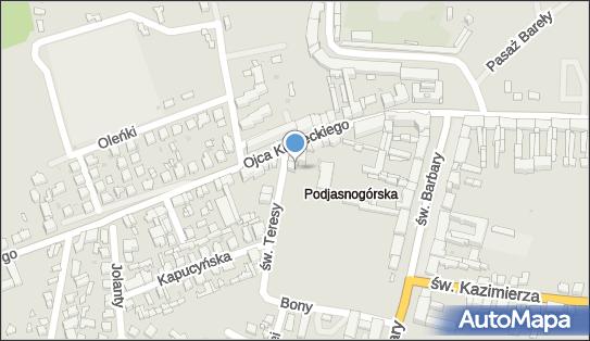 PSS Społem - Sklep, św. Teresy 3, Częstochowa 42-226