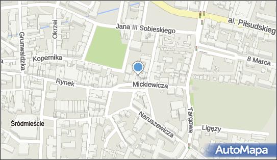 Negatyw, Mickiewicza Adama 19, Rzeszów - Pub, numer telefonu