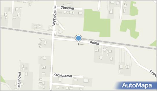 Mrozów EPWR Mike, Polna, Mrozów 55-330 - Punkt VFR