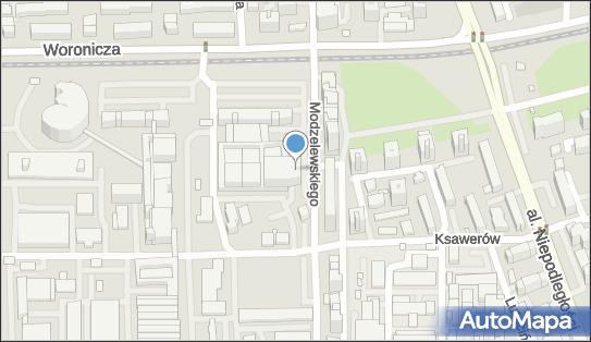 Studio Koncertowe P.R., Zygmunta Modzelewskiego 59, Warszawa - Radio - Biuro, Oddział, numer telefonu