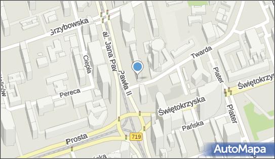 Raiffeisen POLBANK - Bankomat, Aleja Jana Pawła II 20, Warszawa - Raiffeisen POLBANK - Bankomat, godziny otwarcia, numer telefonu