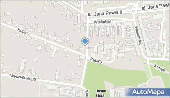 Ekovita Centrum Rehabilitacji, Klasztorna 23, Częstochowa 42-226, godziny otwarcia, numer telefonu