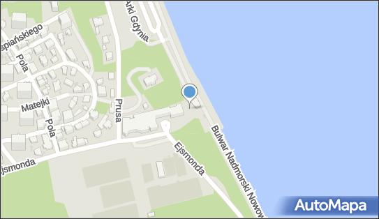 Barracuda, Bulwar Nadmorski Feliksa Nowowiejskiego 10, Gdynia 81-374 - Restauracja, numer telefonu