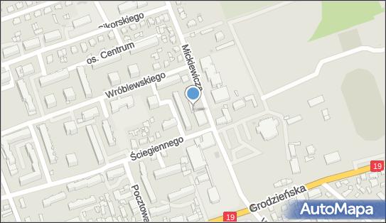 Grażyna Śliż Kuchcik Usługi Cateringowe, Sokółka 16-100 - Restauracja, numer telefonu