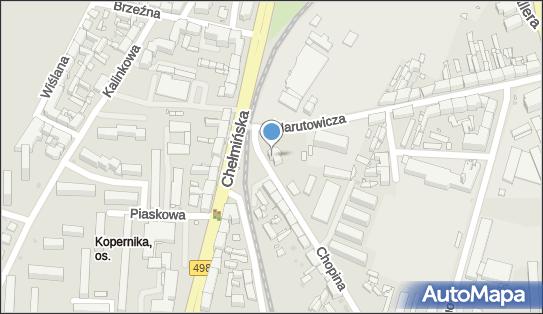 Kowalkowski, Fryderyka Chopina 1-3, Grudziądz 86-300 - Restauracja, godziny otwarcia, numer telefonu
