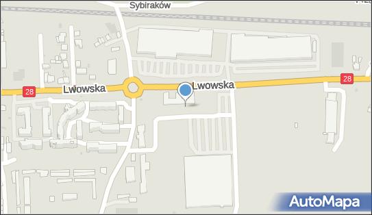 Lwowiak, Lwowska 36, Przemyśl 37-700 - Restauracja, numer telefonu