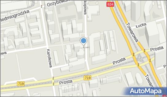 Restauracja 'Bon Appetit', ul. Przyokopowa 31, Warszawa - Restauracja