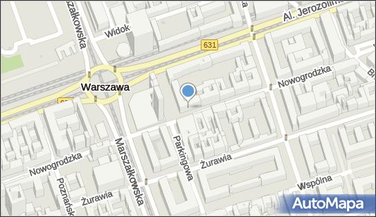 Restauracja 'Dubrovnik', ul. Nowogrodzka 22, Warszawa - Restauracja