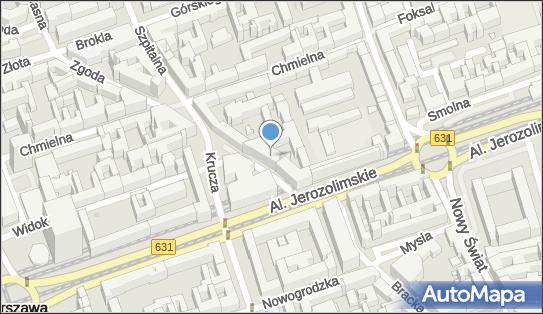 Restauracja 'Fat Finch', ul. Bracka 18, Warszawa - Restauracja