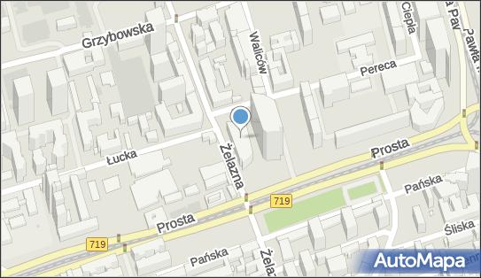 Restauracja 'Noodle World', ul. Łucka 2/4/6, Warszawa - Restauracja