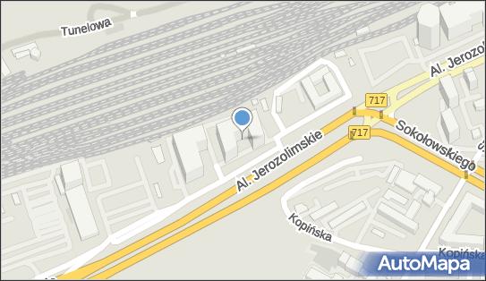 Restauracja 'Warsztat Kulinarny', Al. Jerozolimskie 142B - Restauracja