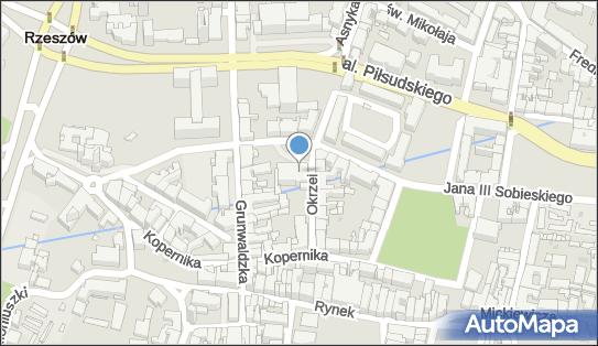 Restauracja Bohema, ul. Okrzei 7, Rzeszów - Restauracja, godziny otwarcia, numer telefonu