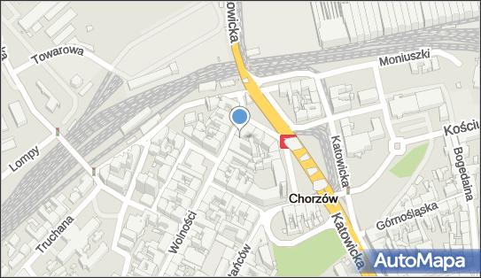 Restauracja Chopin, ul. Wolności 1, Chorzów - Restauracja, godziny otwarcia, numer telefonu