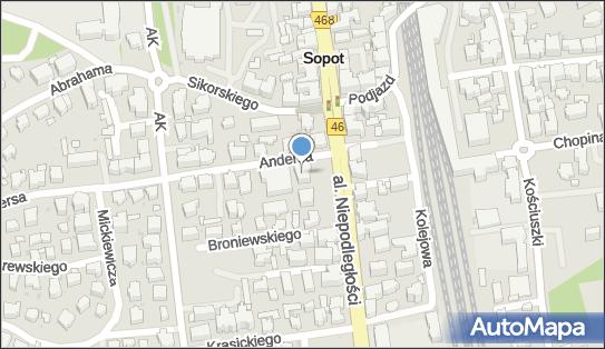 Restauracja Europa, Aleja Niepodległości 766, Sopot - Restauracja, godziny otwarcia, numer telefonu