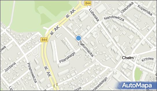 Restauracja Trattoria Corleone, Reformacka 35, Chełm 22-100 - Restauracja, godziny otwarcia, numer telefonu