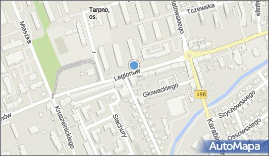 Restaurant & Cafe Adrian Ploetz, Legionów 90, Grudziądz 86-300 - Restauracja, NIP: 8762459617
