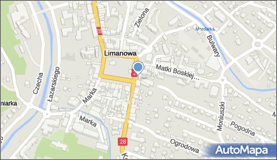 Rossmann - Drogeria, ul. Rynek 11, Limanowa 34-600, godziny otwarcia, numer telefonu