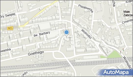 Rossmann - Drogeria, pl. Wolności 6, Zabrze 41-800, godziny otwarcia, numer telefonu