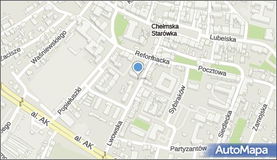 Rossmann - Drogeria, ul. Lwowska 12, Chełm 22-100, godziny otwarcia, numer telefonu