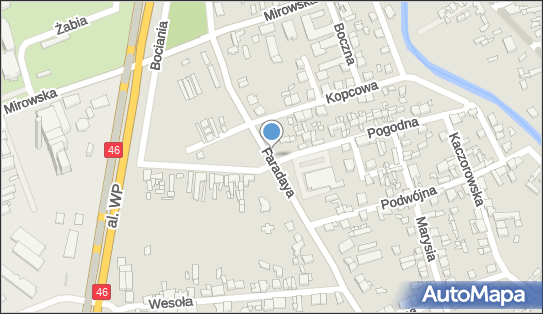 Trasa, Ścieżka Rowery, Faradaya 17, Częstochowa 42-202 - Rowery - Trasa, Ścieżka