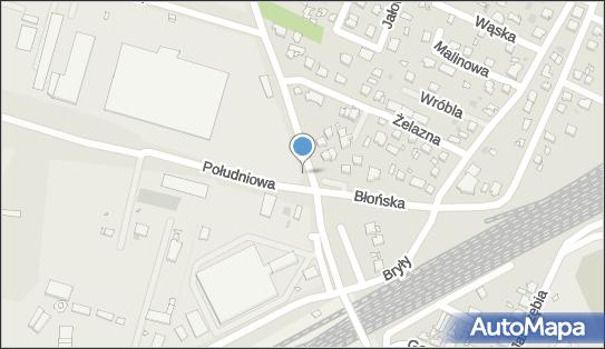 Trasa, Ścieżka Rowery, Błońska, Pruszków 05-800 - Rowery - Trasa, Ścieżka