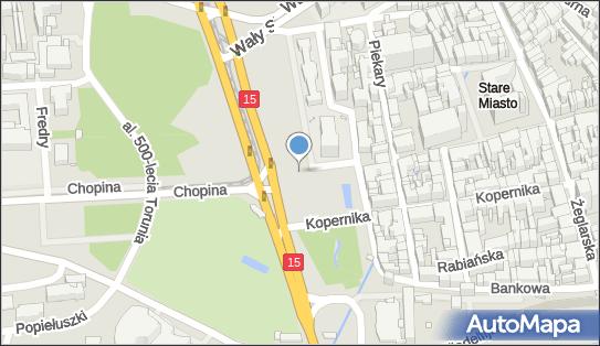 Toruński Rower Miejski - stacja nr 3, Plac Rapackiego, Toruń 87-100 - Rowery - Wypożyczalnia, numer telefonu