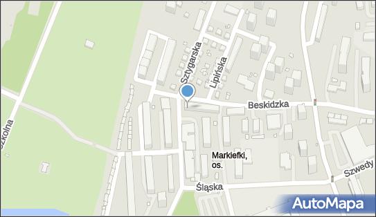 Kiosk Ruch, Beskidzka 29, Chorzów 41-500 - Ruch - Kiosk