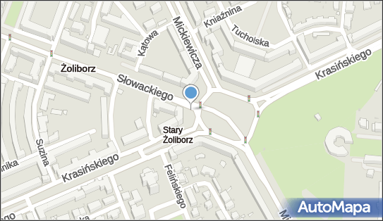 Ruch - Kiosk, Plac Thomasa Woodorowa Wilsona, Warszawa - Ruch - Kiosk