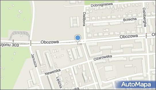 Ruch - Kiosk, Obozowa, Warszawa 01-161, 01-418, 01-421, 01-423, 01-425, 01-426, 01-433, 01-434 - Ruch - Kiosk
