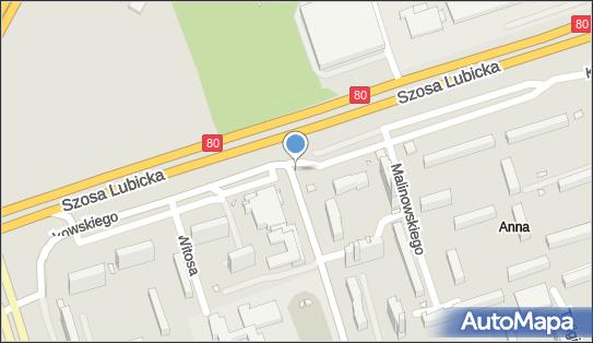 Ruch - Kiosk, Kosynierów Kościuszkowskich, Toruń 87-100, 87-115 - Ruch - Kiosk