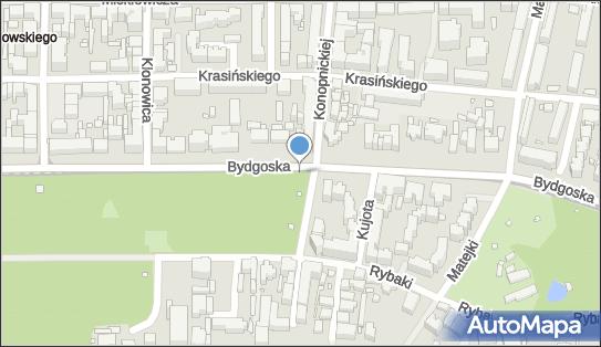 Ruch - Kiosk, Bydgoska 42, Toruń 87-100 - Ruch - Kiosk