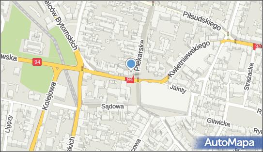 Ruch - Kiosk, Wrocławska 1, Bytom 41-902 - Ruch - Kiosk