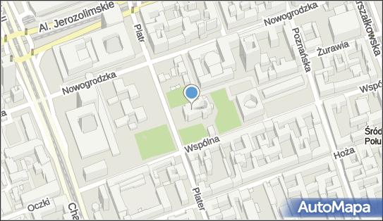 św. Barbary, Nowogrodzka 51, Warszawa 00-695 - Rzymskokatolicki - Kościół, numer telefonu