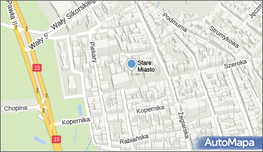 św. Ducha, Rynek Staromiejski 15, Toruń 87-100 - Rzymskokatolicki - Kościół, godziny otwarcia, numer telefonu