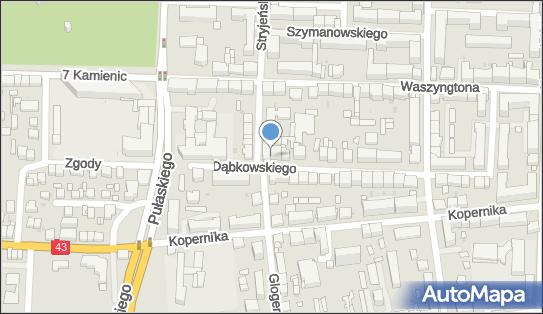 św. Stanisława Kostki, Dąbkowskiego 42/44, Częstochowa 42-217 - Rzymskokatolicki - Kościół