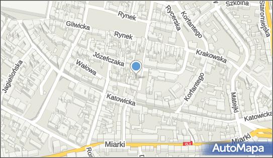 św. Wojciecha, Plac Klasztorny 5, Bytom - Rzymskokatolicki - Kościół, numer telefonu