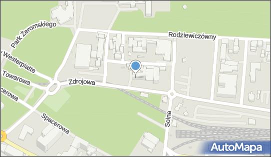 OSW Chalkozyn, Zdrojowa 1, Kołobrzeg 78-100 - Sanatorium, numer telefonu
