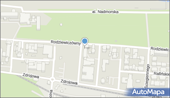OW Gryf, Jerzego Waszyngtona 1, Kołobrzeg 78-100 - Sanatorium, numer telefonu