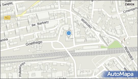 Santander Bank Polska - Bankomat, Dworcowa 8, Zabrze, godziny otwarcia