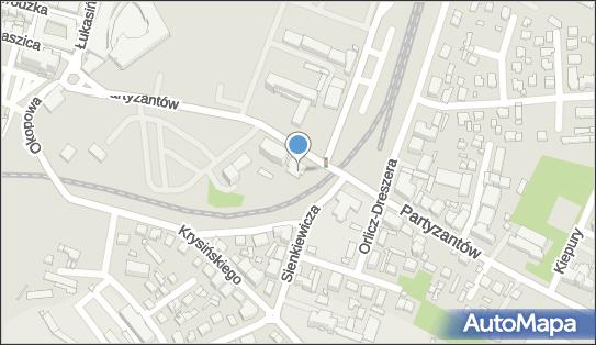 Santander Bank Polska - Oddział, ul. Partyzantów 12, Zamość 22-400, godziny otwarcia, numer telefonu